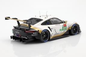 Modellautos Porsche 911 RSR Markenweltmeister 2018/19 1:18