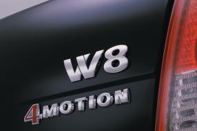 VW Passat W8 2001, copyright: Volkswagen AG