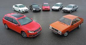 VW Passat, copyright: Volkswagen AG
