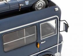 diecast miniatures Renntransporter Ecurie Ecosse 1:18 CMR