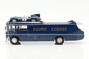 modelcars Renntransporter Ecurie Ecosse 1:18 CMR