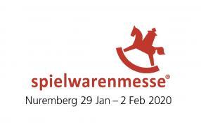 Logo Spielwarenmesse 2020, copyright: Spielwarenmesse