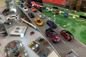 Minichamps Neuheiten Spielwarenmesse 2020, copyright Fotos: CK