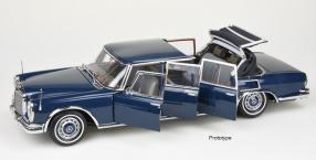 Mercedes-Benz 600 Pullmann 1:18, copyright Foto: CMC