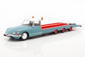 Citroën DS Tissier Autotransporter 1:18
