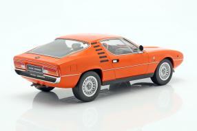 diecast miniatures Alfa Romeo Montreal 1970 1:18