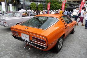 Alfa Romeo Montreal 1970, copyright Foto: Tokumeigakarinoaoshima