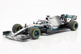 Mercedes-AMG F1 W10 2019 1:18