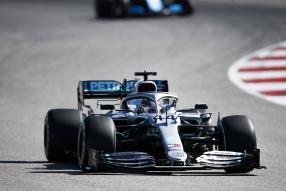 Lewis Hamilton Mercedes-AMG F1 W10 2019, copyright Fotos: Daimler AG