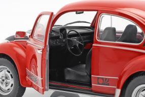 diecast miniatures VW Käfer 1303 World Cup Edition 1974 1:18