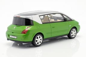 miniatures Renault Avantime 2003 1:18