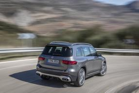 Mercedes-Benz GLB X 247, copyright Fotos: Daimler AG