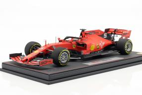 Ferrari SF90 2019 Vettel 1:18
