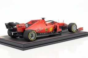 modelcars Ferrari SF90 2019 Vettel 1:18