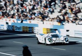 Porsche 917 KH 1971 Le Mans, copyright Fotos: Porsche AG