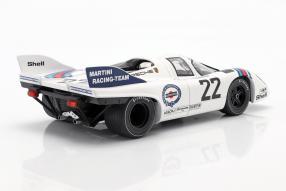 diecast miniatures Porsche 917 KH 1971 Le Mans 1:18