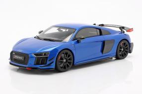 Audi R8 Performance Parts 2018 1:18