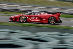Ferrari FXX K Evo 2017 Shanghai 2018, copyright Foto: Ferrari S.p.A.