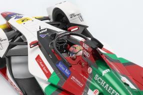 diecast miniatures Audi FE05 Formel E 2018/19 Daniel Abt 1:18