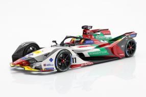diecast miniatures Audi FE05 Formel E 2018/19 Lucas Di Grassi 1:18
