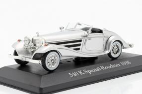 Mercedes-Benz 540 K Spezial Roadster 1936 1:43