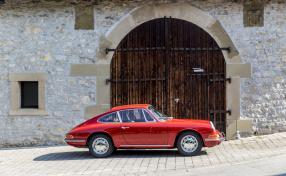 Porsche 911 Nr. 57 (901), copyright Foto: Porsche AG