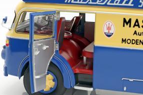 Fiat Bartoletti Renntransporter 642RN2 Maserati 1:18