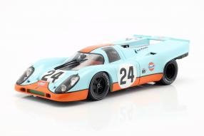 Porsche 917 KH Spa 1970 1:18
