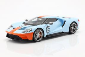 Ford GT Gulf No. 9 2017 1:18