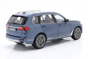 modelcars BMW X7 1:18