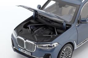 modellautos BMW X7 1:18
