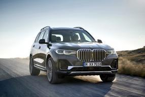BMW X7 2019, copyright Foto: BMW AG
