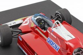 Ferrari 126CK 1981 1:12 Villeneuve