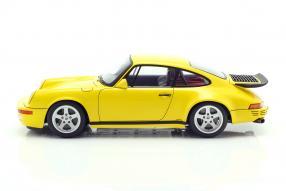 miniatures Porsche 911 RUF CTR 1987 1:18