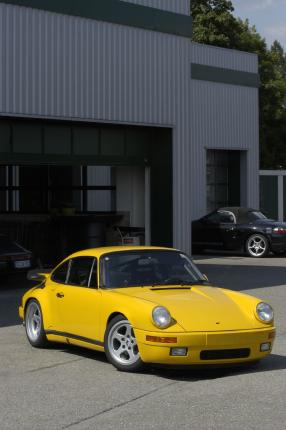 Porsche 911 RUF CTR, copyright Foto: ducktail964 - Flickr