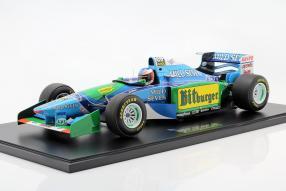 Benetton B194 Schumacher 1994 1:8