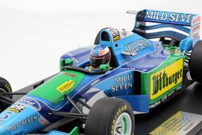 miniatures Benetton B194 Schumacher 1994 1:8
