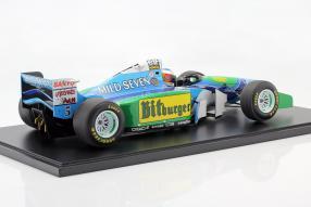 Minichamps Benetton B194 Schumacher 1994 1:8