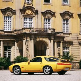 Porsche 928 GTS, copyright Fotos: Porsche AG