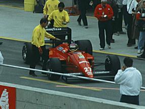 Ferrari F1-87/88C 1988, copyright Foto: Paul Lannuier