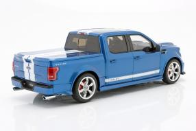 miniatures Ford Mustang Shelby F-150 Super Snake 1:18