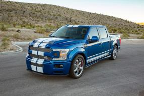 Ford Mustang Shelby F-150 Super Snake, copyright Fotos: Shelby American Inc.