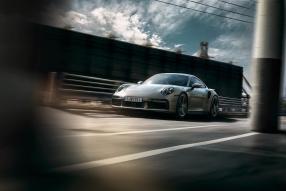 Porsche 911 Turbo S 2020, copyright Fotos: Porsche AG