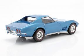 miniatures Chevrolet Corvette C3 1968 1:12