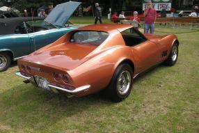 Chevrolet Corvette C3 1968, copyright Foto: nakhon100