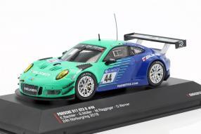 Porsche 911 GT3 R No. 44 Falken Motorsports 1:43 CMR
