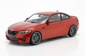 BMW M2 Competition 2019 1:18