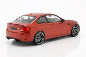 Modellautos BMW M2 Competition 2019 1:18