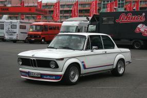 BMW 2002 Turbo,copyright Foto: Lothar Spurzem