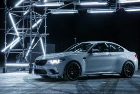 BMW M2 competition 2019, copyright Foto: BMW AG
